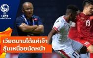 Báo Thái Lan ca ngợi 1 tuyển thủ của U23 Việt nam trận hoà Jordan