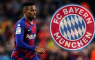 Barca cáo già, lợi dụng Bayern để tăng giá bán 'sao thất sủng'