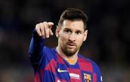 Messi 'gật đầu', Barca kích hoạt 'siêu bom' 85 triệu euro từ Man City?