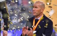 Quật ngã Atletico, Zidane nói lời thật lòng khiến CĐV Real phát sốt