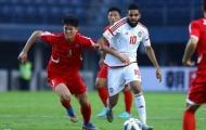 Tiễn Triều Tiên về nước, UAE tạo áp lực lớn đến U23 Việt Nam