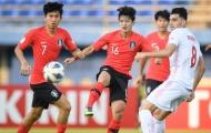 """VCK U23 châu Á: Những """"cơn địa chấn"""", một mình Hàn Quốc đấu các đội Tây Á"""