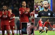 3 điểm nhấn vòng 22 Premier League: Aguero hóa huyền thoại; Dòng máu Quỷ Greenwood