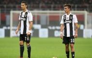 """""""Ronaldo đang trở thành vấn đề lớn với Dybala và Juventus"""""""