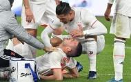 Sao Juventus chấn thương, Ronaldo gửi lời nhắn đầy xúc động
