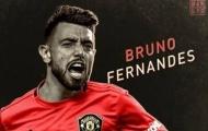 CĐV Man Utd 'khủng bố' Sporting CP vì Bruno Fernandes