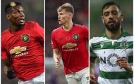 Man Utd 'bá đạo' cỡ nào khi có cả Pogba, 'số 10 hoàn mỹ' và 'Mad dog'?