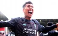 Roberto Firmino và 'cái dớp' khó hiểu tại Anfield