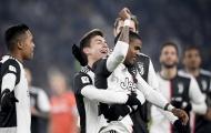 Juventus vô địch lượt đi, Sarri gửi thông điệp đến Inter Milan