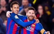 Bắt tay với Leonardo, đối tác trong mơ của Messi khiến fan Barca sục sôi
