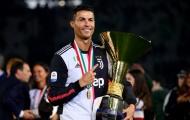 """""""Juventus nên cảm thấy may mắn vì có Ronaldo"""""""