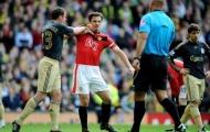 11 huyền thoại đỉnh nhất của Man United và Liverpool