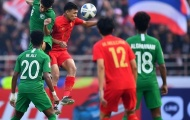 """Người Thái bại trận, VCK U23 châu Á """"sạch bóng"""" Đông Nam Á"""
