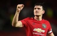 Sau tất cả, Maguire nói lời thật lòng về việc thay Young làm đội trưởng M.U