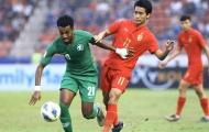 Thua sít sao Saudi Arabia, U23 Thái Lan chính thức bị loại khỏi VCK châu Á