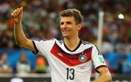 Với Muller, bóng đá Đức đã có thứ 'vũ khí' lợi hại để săn vàng tại Olympic