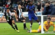 Dính quy luật nghiệt ngã, Chelsea nhận trái đắng ở phút 90+4 trước Newcastle