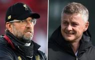 Jurgen Klopp nói lời ngon ngọt với Man Utd trước thềm đại chiến