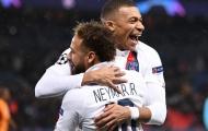 Đây, lý do Mbappe và Neymar khoác số áo 'lạ lẫm' trong trận đấu với Lorient