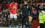 Pep Guardiola: 'Tôi rất tiếc cho Rashford...'
