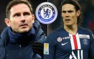 Có 'trọng pháo' Edinson Cavani, đội hình Chelsea 'khủng' thế nào?