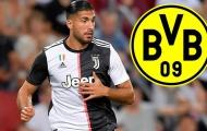 Báo Đức xác nhận, Dortmund khó có thể ký hợp đồng với 'sao thất sủng' của Juventus