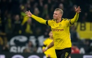 Haaland 'gây bão' tại Dortmund, Witsel lên tiếng thán phục về 1 điều