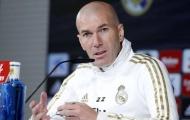Real đang say chiến thắng, Zidane lại bất ngờ nhận tin dữ