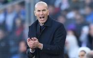 Giành 3 điểm, Zidane vẫn ra tận đường biên 'mắng mỏ' công thần