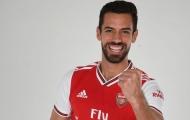 2 bí mật bất ngờ về tân binh duy nhất của Arsenal