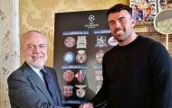 CHÍNH THỨC: Napoli chiêu mộ cựu sao AC Milan, báo tin buồn cho Conte