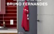 XONG! Lộ số áo bí ẩn của Fernandes tại Man Utd