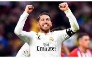 Ramos sắp làm điều không tưởng cùng Real trước Atletico