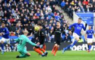 Rượt đuổi kịch tính; Chelsea 'thoát chết' trước Leicester
