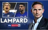 Tự triệt tiêu 'hướng tả', Lampard buồn bực khiến Chelsea nguy cơ sụp đổ