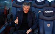 HLV Setien nói 1 điều về 'kẻ thay thế Messi' khiến CĐV Barca dậy sóng