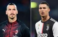 """""""Ronaldo và Ibrahimovic rất đặc biệt"""""""