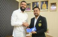 CHÍNH THỨC: LĐBĐ Malaysia đã nhập tịch cho cựu sao U21 Albania