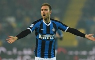 Eriksen tiết lộ đội bóng yêu thích, không phải Inter Milan