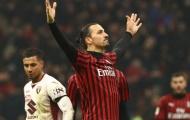 Ibrahimovic báo tin vui cho AC Milan