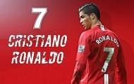 Man United: Điểm kết trọn vẹn cho CR7
