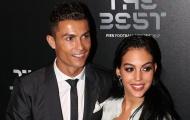 Ăn mừng sinh nhật, Ronaldo không quên cảm ơn Georgina Rodriguez