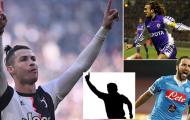 10 tiền đạo đạt 50 bàn thắng nhanh nhất lịch sử Serie A