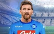 Kịch bản không tưởng: Messi rời Barca, gia nhập Napoli!