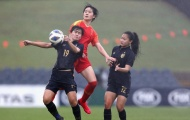 Thảm bại trước Trung Quốc, nữ Thái Lan vỡ mộng Olympic