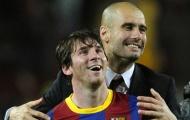 XONG! Pep Guardiola chốt khả năng Man City ký Messi