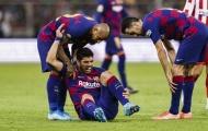 Chắp vá hàng công, Barca dùng 'Suarez' thế Suarez