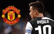 Lộ động thái mới nhất, chốt xong vụ Dybala tới Man Utd