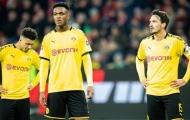 'Đầu voi đuôi chuột', hàng thủ Dortmund kém cỏi đến mức đáng báo động