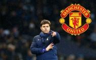 Man Utd chi 137 triệu bảng làm 'quà ra mắt' Pochettino